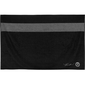 arena Therese Towel black-white-black